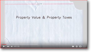 Video on how your property taxes are calculated